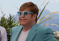 Sir Elton John at Rocketman film photo call at the 72nd Cannes Film Festival, Thursday 16th May 2019, Cannes, France. Photo credit: Doreen Kennedy