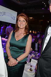 SARAH, DUCHESS OF YORK The Butterfly Ball in aid of Caudwell Children held at the Grosvenor House, Park Lane, London on 25th June 2015
