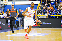 Mike Green - 14.03.2015 - Paris Levallois / Rouen - 22eme journee de Pro A<br /> Photo : Anthony Dibon / Icon Sport