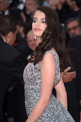 "71st Cannes Film Festival 2018, Red Carpet film ""Blackkklansman"". Pictured: Sonia Ben Ammar"