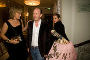 SANTA SEBAG-MONTEFIORE; SIMON SEBAG-MONTEFIORE, Book party; Jessica Adams, Maggie Alderson, Imogen Edwards-Jones and Kathy Lette host the launch of 'In Bed With.' Artesian, The Langham, Portland Place. London. 11 February 2009