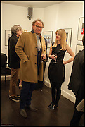 ALEX PROUD;SOPHIE MAY, Private view for Senna: Photographs by Keith Sutton Proud Chelsea www.proud.co.uk.<br /> , London.  5th March 2014