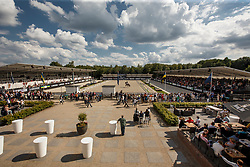 Overview arena<br /> Longines FEI/WBFSH World Breeding Dressage Championships for Young Horses - Ermelo 2017<br /> © Hippo Foto - Dirk Caremans<br /> 06/08/2017
