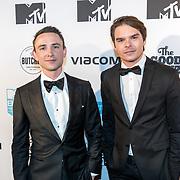 NLD/Amsterdam/20171106 - MTV Pre party 2017, Lucas & Steve