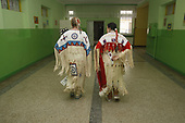 A powwow in Poland