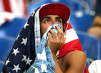 enttaeuschter Fan USA illustrasjon , fan<br /> USA - Tsjekkia<br /> Fussball WM 2006 USA - Tschechien<br /> Norway only<br /> Fotball VM