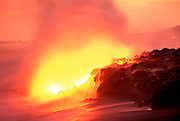 Kilauea Volcano, Island of Hawaii, Hawaii<br />