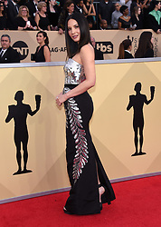 24th Annual Screen Actors Guild Awards held at the Shrine Exposition Center. 21 Jan 2018 Pictured: Olivia Munn. Photo credit: OConnor-Arroyo / AFF-USA.com / MEGA TheMegaAgency.com +1 888 505 6342