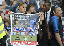 June 1, 2018 - Nice, Italy - The public during the friendly match between France and Italy, in Nice, on June 1, 2018  (Credit Image: © Loris Roselli/NurPhoto via ZUMA Press)