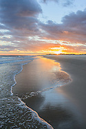 Sunset, Sagg Main Beach, Sagaponack, Long Island, NY