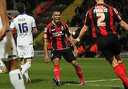 Bournemouth v Leeds United 250314