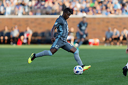 July 22, 2018 - Minneapolis, MN, USA - Minneapolis, MN - Sunday, July 22, 2018: Minnesota United FC played Los Angeles FC in a Major League Soccer (MLS) game at TCF Bank Stadium Final score Minnesota United 5, LAFC 1 (Credit Image: © Jeremy Olson/ISIPhotos via ZUMA Wire)