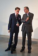 NICK FOULKES; JAMES HANNING, Pilar Ordovas hosts a Summer Party in celebration of Calder in India, Ordovas, 25 Savile Row, London 20 June 2012