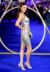 Dakota attending the Fantastic Beasts: The Crimes of Grindelwald UK premiere held at Leicester Square, London.