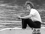 Staines, GREAT BRITAIN,   <br /> Rachel HIRISt [STANHOPE]<br /> British Rowing Women's Heavy Weight Assessment. Thorpe Park. Sunday 21.02.1988,<br /> <br /> [Mandatory Credit, Peter Spurrier / Intersport-images] 19880221 GBR Women's H/Weight Assesment Thorpe Park, Surrey.UK