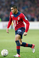 FOOTBALL - FRENCH LEAGUE CUP 2012/2013 - 1/8 FINAL - LILLE OSC v TOULOUSE FC - 30/10/2012 - PHOTO CHRISTOPHE ELISE / DPPI - DIMITRI PAYET (LOSC)