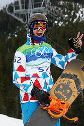 Olympic Winter Games Vancouver 2010 - Olympische Winter Spiele Vancouver 2010, Snowboard (Men's Snowboard Cross), Tony RAMOIN (FRA) *Photo by Malte Christians / HOCH ZWEI / SPORTIDA.com.
