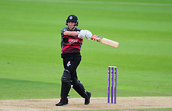 Ryan Davies of Somerset in action.  - Mandatory by-line: Alex Davidson/JMP - 02/08/2016 - CRICKET - The Ageas Bowl - Southampton, United Kingdom - Hampshire v Somerset - Royal London One Day