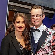 NLD/Amsterdam/20190415 - Filmpremiere première Baantjer het Begin, Splinter Chabot en ...........