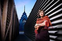 Inga Saffron is the architecture critic at the Philadelphia Inquirer.