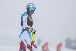 Daniel Yule (SUI) during 1st run of Men's Slalom race of FIS Alpine Ski World Cup 57th Vitranc Cup 2018, on March 4, 2018 in Kranjska Gora, Slovenia. Photo by Ziga Zupan / Sportida