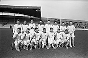 National League Semi-FInal, Galway v Waterford. Waterford Team..07.04.1963