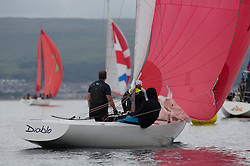Largs Regatta Week 2015, hosted by Largs Sailing Club and Fairlie Yacht Club<br /> <br /> Diablo, 1196, Diablo, Mark Andrews<br /> <br /> Credit Marc Turner