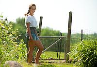 Meg portrait session June 8, 2011.