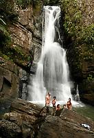 Waterfall, Puerto Rico
