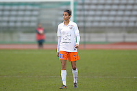 Genessee Daughetee  - 20.12.2014 - PSG / Montpellier - 14eme journee de D1<br /> Photo : Andre Ferreira / Icon Sport