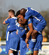 Leamington FC v Lowestoft Town 060415