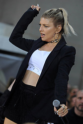 Fergie, Stacy Ferguson on stage for NBC Today Show Concert at Rockefeller Plaza, New York, NY September 22, 2017. Photo By Dennis Van Tine/ABACAPRESS.COM