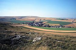 Coast Of France Near Calais