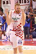 DESCRIZIONE : Campionato 2015/16 Giorgio Tesi Group Pistoia - Acqua Vitasnella Cantù<br /> GIOCATORE : Kirk Alex<br /> CATEGORIA : Esultanza<br /> SQUADRA : Giorgio Tesi Group Pistoia<br /> EVENTO : LegaBasket Serie A Beko 2015/2016<br /> GARA : Giorgio Tesi Group Pistoia - Acqua Vitasnella Cantù<br /> DATA : 08/11/2015<br /> SPORT : Pallacanestro <br /> AUTORE : Agenzia Ciamillo-Castoria/S.D'Errico<br /> Galleria : LegaBasket Serie A Beko 2015/2016<br /> Fotonotizia : Campionato 2015/16 Giorgio Tesi Group Pistoia - Sidigas Avellino<br /> Predefinita :