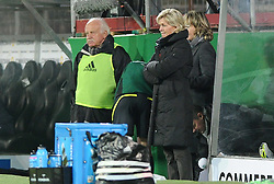 26.10.2011, Millerntor-Stadion, Hamburg, GER, FSP, Deutschland vs Schweden, im Bild Silvia Neid (Trainerin Deutschland)..// during the friendly match Deutschland vs Schweden on 2011/10/26, Millerntor-Stadion, Hamburg, Germany..EXPA Pictures © 2011, PhotoCredit: EXPA/ nph/  Frisch       ****** out of GER / CRO  / BEL ******