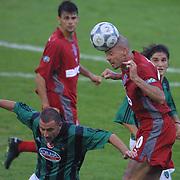 Turkish Soccer...<br /> Turkish soccer super league team Besiktas's Antonio Carlos Zago.<br /> Photo by Aykut AKICI/TurkSporFoto