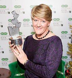 Clare Balding  during the Specsavers National Book Awards 2012, Central London, Great Britain, December 4, 2012. Photo by Elliott Franks / i-Images.