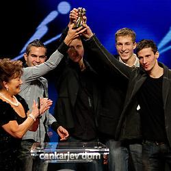20111221: SLO, Sportnik leta 2011 - Slovenian Sports Personality of the Year 2011