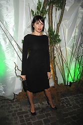 SADIE FROST at the launch Beyond The Rave - Hammer's first horror movie in 30 years, held at Shoreditch House, London on 16th April 2008.<br /><br />NON EXCLUSIVE - WORLD RIGHTS