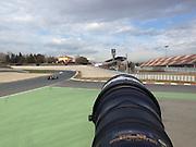Circuit de Catalunya, Barcelona, F1 testing