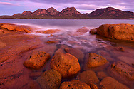 Oceania, Australia; Australian, Tasmania; Coles, Freycinet National Park , The Hazards