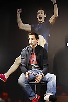 Friidrett<br /> Foto: imago/Digitalsport<br /> NORWAY ONLY<br /> <br /> Renaud Lavillenie - Conference de Presse Nike - Paris - 17/02/2014