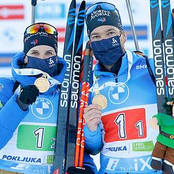 20210218: SLO, Biathlon - IBU Biathlon World Championships 2021 Pokljuka, Single Mixed Relay