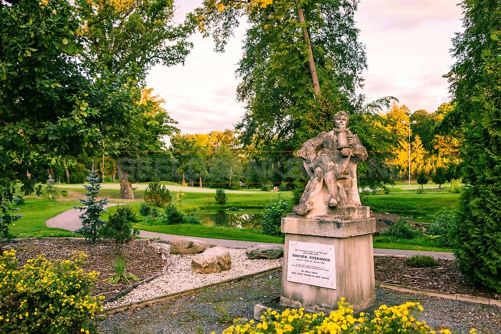 18-09-2015: Golf & Spa Resort Konopiste in Benesov, Tsjechië.<br /> Foto: Beeld van Zdenek Stepanek, acteur