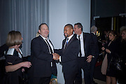 Harvey Weinstein and Cuba Gooding Jnr. , Weinstein Bafta after-party in association with Chopard. Bungalow 8. London. 10  February 2008.  *** Local Caption *** -DO NOT ARCHIVE-© Copyright Photograph by Dafydd Jones. 248 Clapham Rd. London SW9 0PZ. Tel 0207 820 0771. www.dafjones.com.