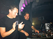 EXCLUSIVE: Tiesto seen partying at Provocateur nightclub in NYC.<br /><br />Pictured: Tiesto<br />Ref: SPL641280  291013   EXCLUSIVE<br />Picture by: CelebrityVibe / Splash News<br /><br />Splash News and Pictures<br />Los Angeles:310-821-2666<br />New York:212-619-2666<br />London:870-934-2666<br />photodesk@splashnews.com