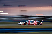 January 24-27, 2019. IMSA Weathertech Series ROLEX Daytona 24. #66 Ford Chip Ganassi Racing Ford GT, GTLM: Joey Hand, Dirk Mueller, Sebastien Bourdais