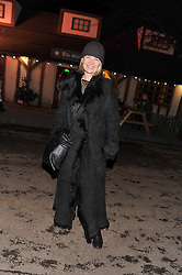 MARIELLA FROSTRUP at the opening of the 2012 Winter Wonderland, Hyde Park on 22nd November 2012.