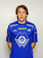 Fotball , Tippeligaen , Eliteserien 2010 , portrett , portretter  , Molde , Mattias Mostrøm