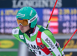 22.12.2013, Gran Risa, Alta Badia, ITA, FIS Ski Weltcup, Alta Badia, Riesenslalom, Herren, 2. Durchgang, im Bild Felix Neureuther (GER) // Felix Neureuther of Germany reacts in the finish Area during 2nd run of mens Giant Slalom of the Alta Badia FIS Ski Alpine World Cup at the Gran Risa Course in Alta Badia, Italy on 2012/12/22. EXPA Pictures © 2013, PhotoCredit: EXPA/ Johann Groder